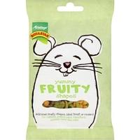 Rotastak Small Animal Yummy Fruity Shapes 50g x 12