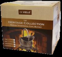De Vielle  Heritage Celtic Collection Waterloo Bucket Ant Copper