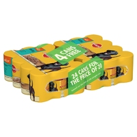 Pedigree Cans Adult 400g 12 for 10 Pack x 2