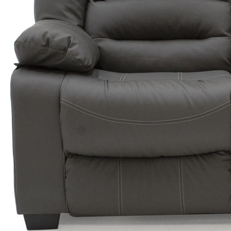 Marino 2 Seater - Grey 2