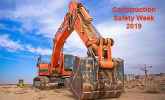 Construction Safety Week 2019