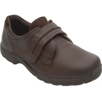 Cosyfeet Brown Shoe (Ernie)