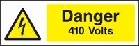 Warning and Electrical Hazard Sign WARN0004-1573
