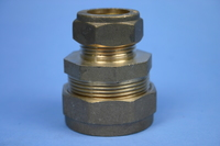 "Compression Straight Coupler 1 1/4"" X 3/4"" 310"