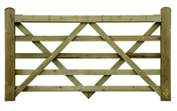 FIELD GATE 3660MM X 1220MM (12FT X 4FT)