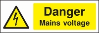 Warning and Electrical Hazard Sign WARN0007-1576