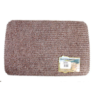 Guardsman Rib Mat No 2 40x70, Beige