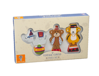 Puzzle Mini Set Circus. (Priced in singles, order in multiples of 2)