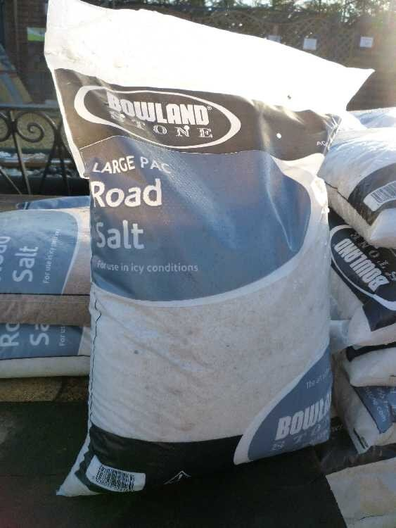 Midi Pac WHITE PURE Road Salt