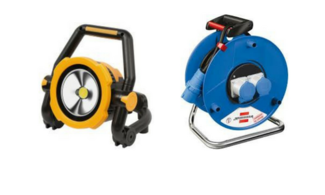 Electrician Site Equipment
