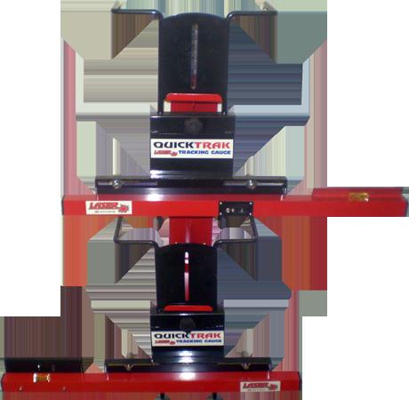 Quick Trak 2 Wheel Laser Tracking Gauge Alignment Howden