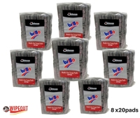 BRILLO CATERING PADS 8x20 Soap Pads