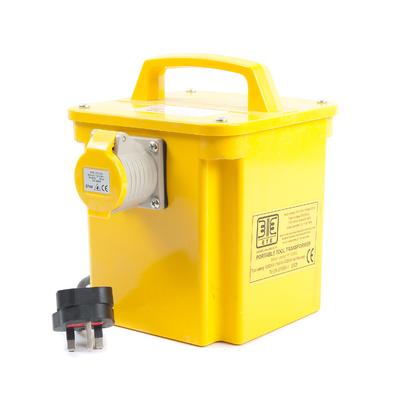 PT 240/110V Portable Tool Transformer 1ph 2 Socket (1.0~3.3kVA)