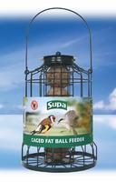 Supa Caged Fat Ball Feeder x 1