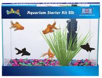 Fish r Fun Glass Aquarium Starter Kit 20 litre x 1