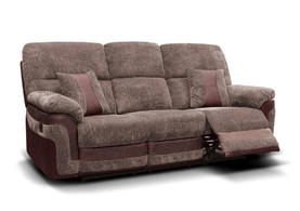 hanna fabric sofa