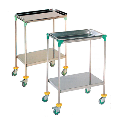 Treatment Trolley Stainless Steel