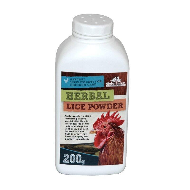 Global Herbs Herbal Lice Powder 200g