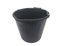Bucket - 3 Gallon Heavy Duty Rubber