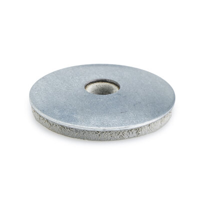 Galvanised Neoprene Washer