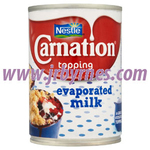 Nestle Carnation Evaporated Milk 410g x24