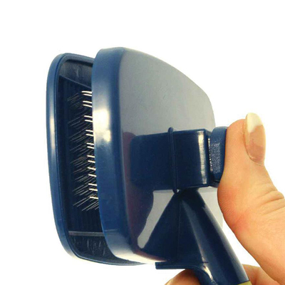 Purfect Brush Slicker Easy Clean