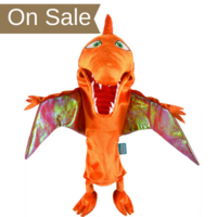Large Pterodactyl Hand Puppet