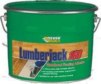 Everbuild Lumberjack 160 Flooring Adhesive