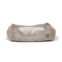 """Danish Design Arctic Rectangular Snuggle Bed 23"""" x 1"""