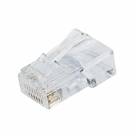 Philex CAT5 RJ45 Connector 8p8c 100pc