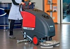 floor scrubber machines