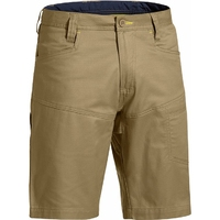 Bisley X Airflow Ripstop Engineered Cargo Shorts 234gsm