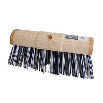 """13"""" Black/White PVC Broom Handled VR26 (WT530/H)"""