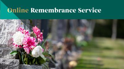 Annual Remembrance Service - Sunday June 27th, 12.30pm