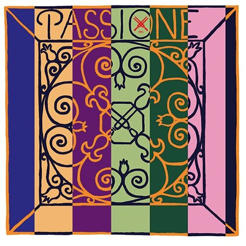 Pirastro Passione double bass string set