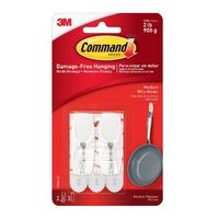 17065 Command Medium Wire Toggle Hooks