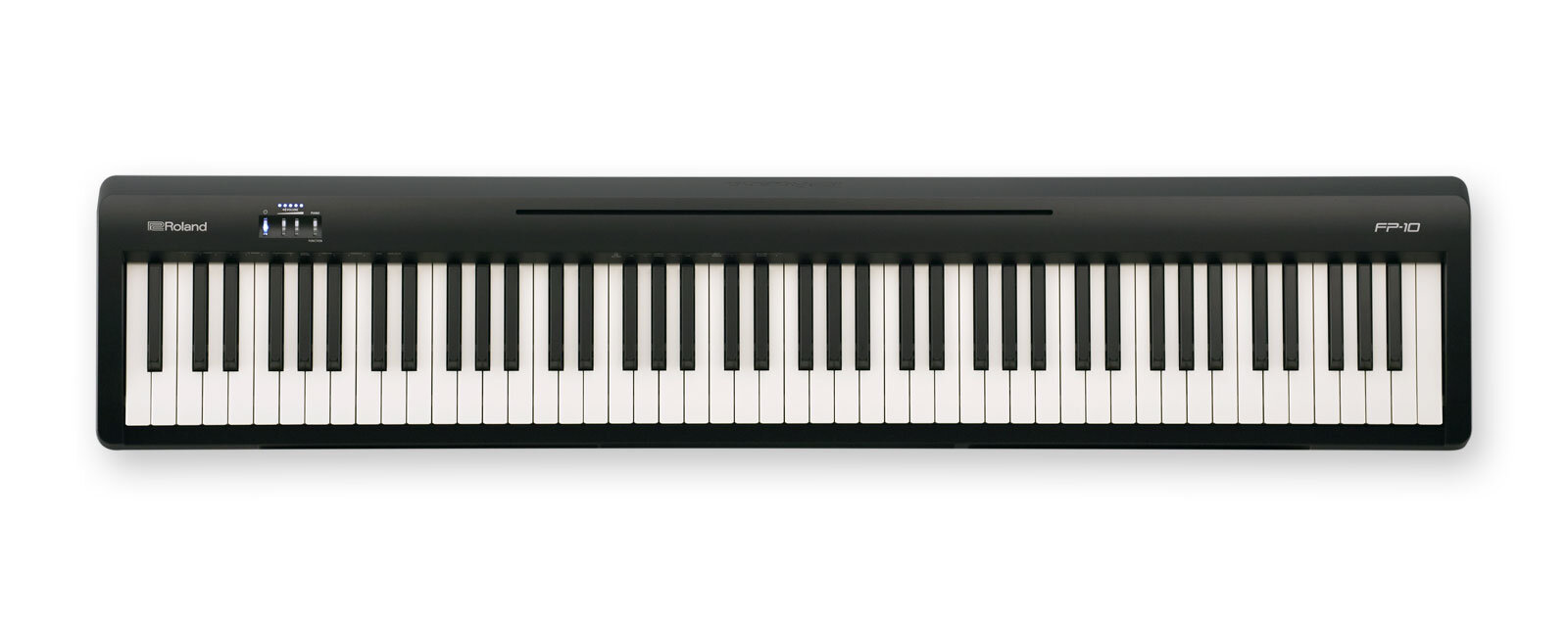 Roland FP 10 | 88-Key Digital Piano, Portable, Ideal for home use & practice, Black | Ireland | Reynolds of Raphoe