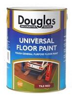 Red Floor Paint 5 Litre, Douglas