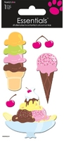 Ice Creams Essential Craft Sticker.