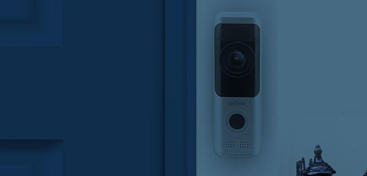 Dahua DB10 Wirefree Battery Video Doorbell