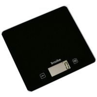 TERRAILLON DIGITAL KITCHEN SCALE BLACK