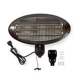 Nedis Patio Heater 2000 W - Wall mountable | IP24 3