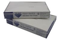 TRAY PAPER WHITE PK 250