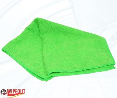 MICROFIBER CLOTH GREEN 5pkt