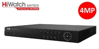 HiWatch 16CH NVR Recorder with 8 POE Built in