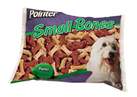 Pointer Small Assorted Biscuit Bones 2kg x 5