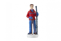 43B-175 Resin Figures: Skier (1pk)