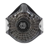 Alpha Solway AMF-3CV FFP3 Disposable Face Mask, Valved (10 per pack)