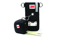 Python Tape Measure Holster with Retractor and Sleeve Combo