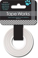 Tape Polka Dot Black/White (Priced in singles, order in multiples of 4)